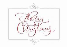 abstract frame and calligraphic text merry christmas vector illustration eps10 download free