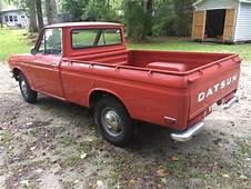 1971 Datsun 521 Pickup Truck  Classic 1600