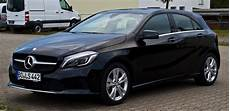 file mercedes a 180 w 176 facelift