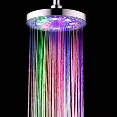 soffione led doccia soffione led doccia cambio di colore automatico plastica abs