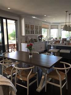 fresh white based dining white oak x base dining table kitchen island dining