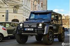 Mercedes G 500 - mercedes g 500 4x4 178 11 february 2016 autogespot