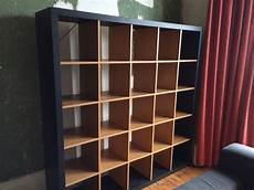 ikea expedit 5x5 vinyl record shelves black beech now