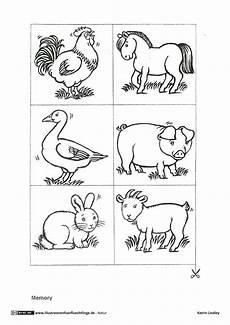 Ausmalbilder Bauernhof Pdf Als Pdf 2 Seiten Natur Bauernhof Tiere