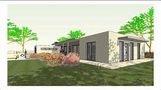 visite virtuelle la maison contemporaine plain pied ref