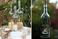 diy alte flaschen zu neuem leben erwecken glasflaschen