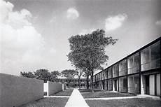 mies der rohe lafayette park detroit usa 1960