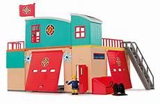 smoby toys 109258282002 sam le pompier caserne de