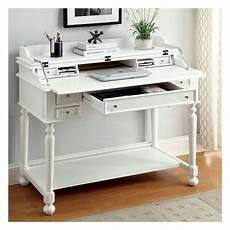 real wood home office furniture cristina solid wood secretary desk in 2020 secretary