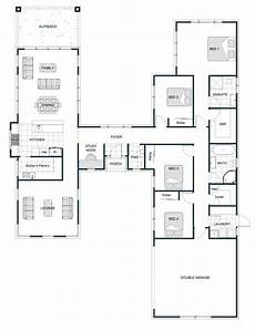h shaped ranch house plans floor plan friday h shaped smart home with two separate