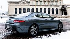 mercedes s coupe driven the 2018 mercedes s class coupe i no