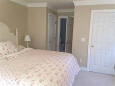 just painted my bedroom walls behr oat straw trim behr swiss coffee still nee paint colors