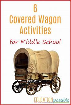 transportation worksheets for middle school 15201 6 covered wagon learning activities middle school middle school history
