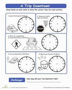 worksheets preschool 18341 clock practice the o jays telling time and children