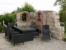 steinmauern garten bilder mauer trockenmauer stein gartengestaltung gartenbau