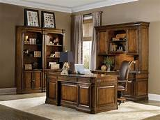 hooker home office furniture hooker furniture tynecastle home office set hoo532310464set