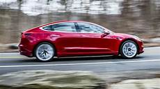 La Tesla Model 3 Jusqu 224 Deux Fois Plus Ch 232 Re Qu Annonc 233 E