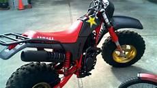 1986 yamaha big wheel bw200es rockstar special now