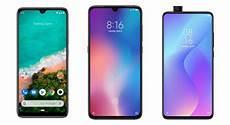 Quel Smartphone Xiaomi Acheter En Octobre 2019
