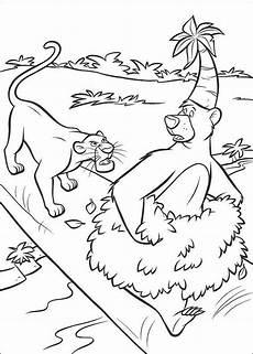 Dschungelbuch Malvorlagen Quest Das Dschungelbuch Ausmalbilder 34 Kindergartenordner