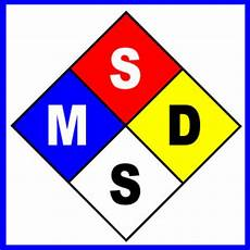 msds technical info pioneer distributing