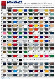 mr color paint list mr hobby gunze mr color c301 c340 10ml bottle lacquer paint for model kits ebay
