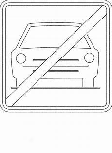 Malvorlagen Verkehrsschilder Html Verkehrszeichen Malvorlagen Malvorlagen1001 De