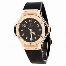 Hublot Bigbang Black Brown buy hublot black 18k gold diamonds big s