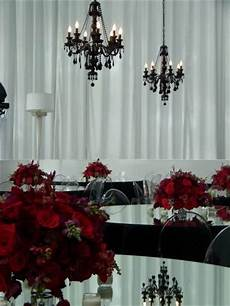 black and wedding sets