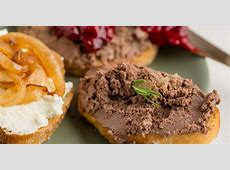 Easy Chicken Liver Pate image