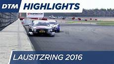 Dtm Lausitzring 2016 Highlights Extended Edition