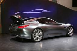 Car News Infiniti Essence Concept