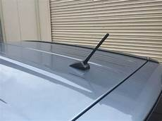 how to remove antena on a 2001 mitsubishi antennax oem 7 inch antenna for mitsubishi outlander