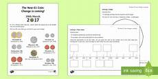 comparing amounts of money worksheets uk 2811 ks1 the new 163 1 coin maths worksheet activity sheets money