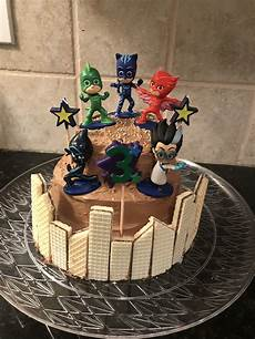 Malvorlagen Pj Masks Cake Chocolate Pj Masks Birthday Cake No Artificial Food
