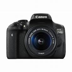 digital slr canon canon eos 750d digital slr with lens price in bd