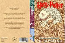 Harry Potter Malvorlagen Sub Indo Indonesia To Own Version Of Harry Potter Book Cover