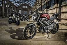 Yamaha Mt 125 Ride Review Visordown