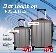aldi koffer 2018 reiskoffer aanbieding bij aldi