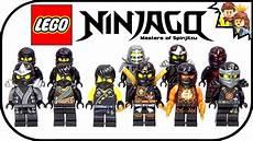 lego ninjago malvorlagen ultimate lego ninjago cole ultimate collection 2015