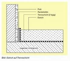 Estrich Auf Trennschicht Beton Wiki