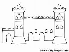 Malvorlagen Burgen Ausmalbilder Malvorlage Burg