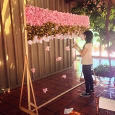 diy photobooth backdrop wall video diy wedding