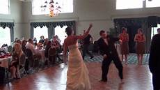 country hip hop wedding dance youtube
