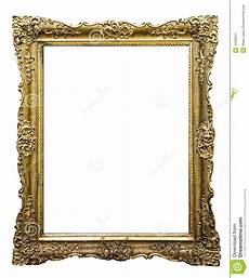 carved picture frame stock image image of decorative