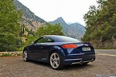 Essai Audi Tt 2015 Automobile