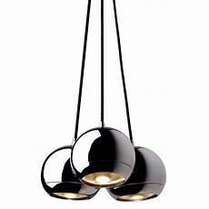 luminaire 3 les suspension 3 boules chrom 233 es un luminaire design sur le avenue
