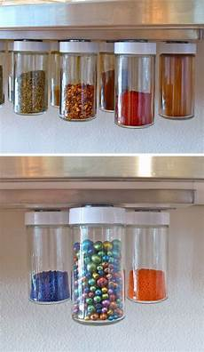 Magnet Kitchen Hacks by 20 Diy Kitchen Storage Ideas For Small Spaces Coco29