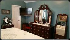 the paint is from lowes valspar signature paint woodlawn juniper 5001 4b decor home