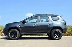 Dacia Duster Offroad Umbau 4x4news